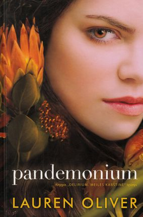 "Pandemonium. Antra ""Delirium"" knyga"