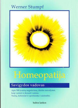 Homeopatija. Savigydos vadovas