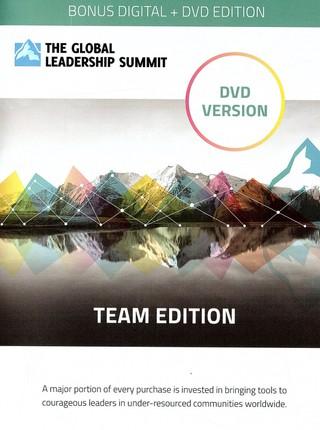 2015 m. Pasaulinės lyderystės konferencijos DVD