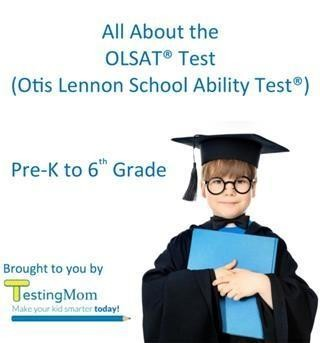 All About the OLSAT(R) Test