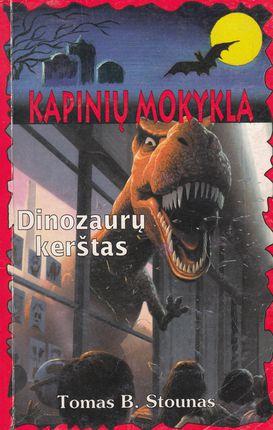 Kapinių mokykla. Dinozaurų kerštas