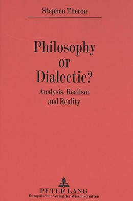 Philosophy or Dialectic?