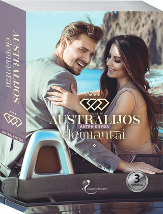 Australijos deimantai. 2 knyga