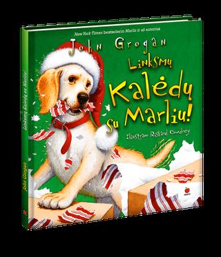 Linksmų Kalėdų su Marliu!