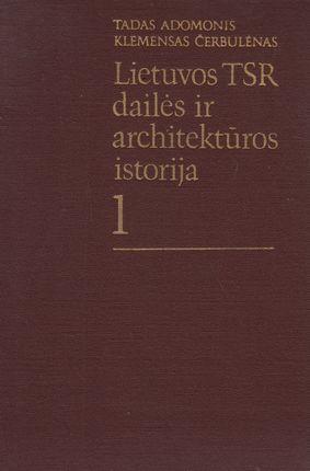 Lietuvos TSR dailės ir architektūros istorija