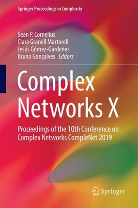 Complex Networks X