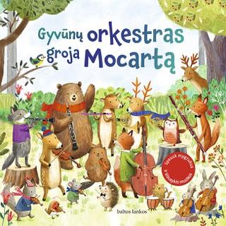 Gyvūnų orkestras groja Mocartą