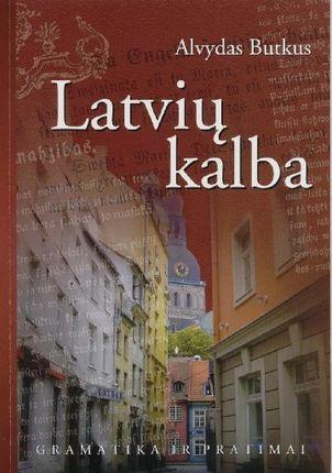 Latvių kalba. Gramatika ir pratimai