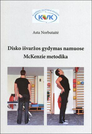 Disko išvaržos gydymas namuose McKenzie metodika