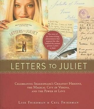 Letters to Juliet. Film Tie-In