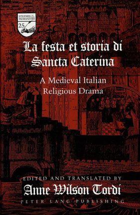 La festa et storia di Sancta Caterina
