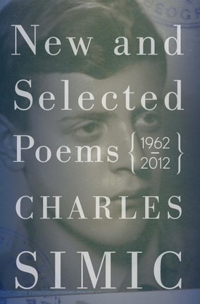 New and Selected Poems, 1962-2012