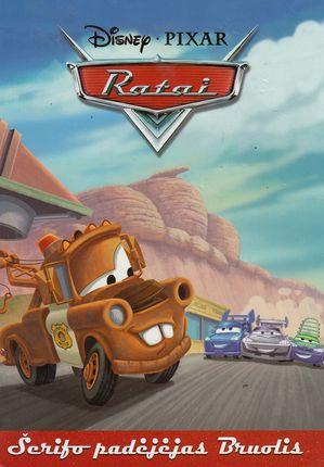 Ratai. Šerifo padėjėjas Bruolis