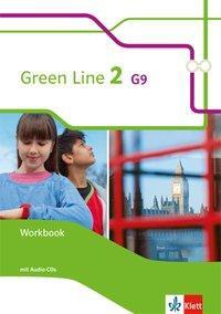 Green Line 2 G9. Workbook mit Audio CD. Neue Ausgabe