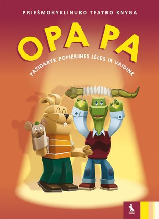 OPA PA teatro knyga