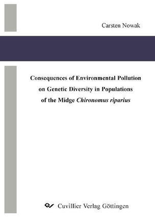 Consequences of Environmental Pollution on Genetic Diversity in Populations of the Midge Chironomus riparius