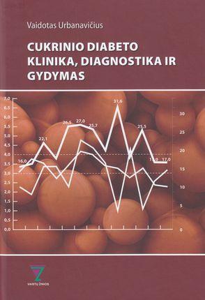 Cukrinio diabeto klinika, diagnostika ir gydymas