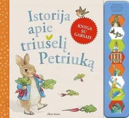 Istorija apie triušelį Petriuką