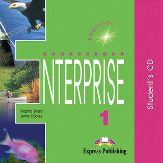 Enterprise 1. Student's CD. Klausymo diskas