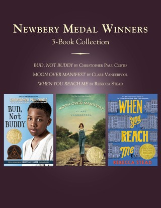 Newbery Medal Winners Three-Book Collection