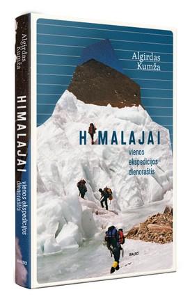 Himalajai. Vienos ekspedicijos dienoraštis