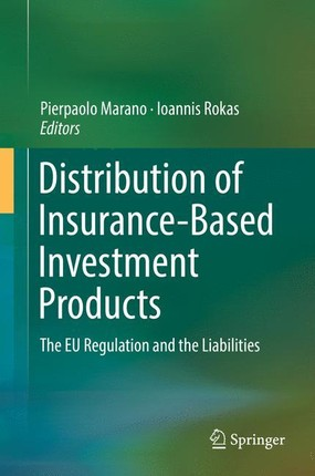 Distribution of Insurance-Based Investment Products