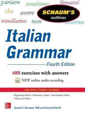 Schaum's Outline of Italian Grammar