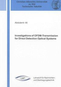 Investigations of OFDM-Transmission for Direct Detection Optical Systems