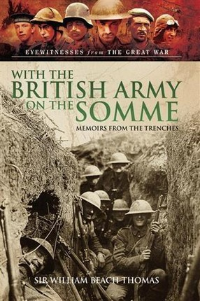 With the British Army on the Somme