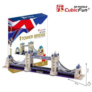 3D dėlionė: Tauerio tiltas