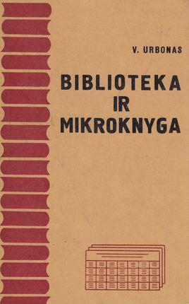 Biblioteka ir mikroknyga