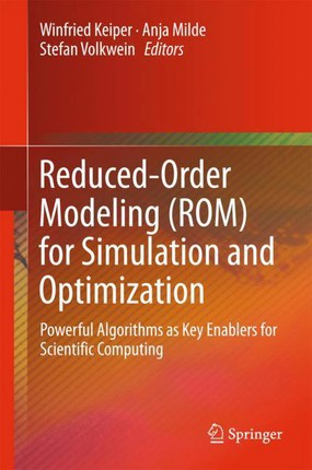 Reduced-Order Modeling for Simulation and Optimization