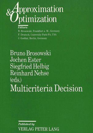 Multicriteria Decision