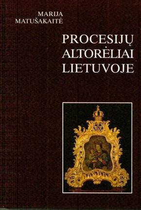 Procesijų altorėliai Lietuvoje
