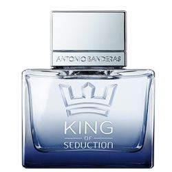 ANTONIO BANDERAS King Of Seduction tualetinis vanduo, 100ml (EDT)