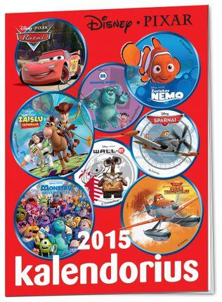 Disney/Pixar kalendorius 2015