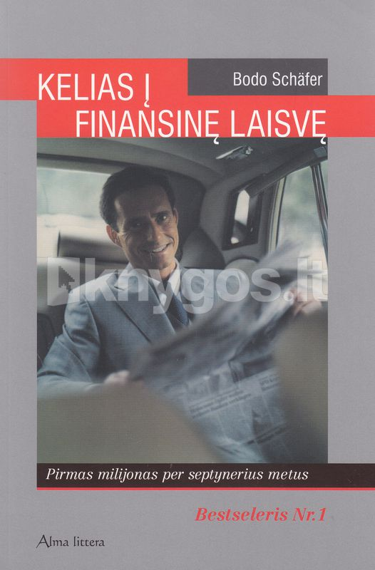 kelias i finansine laisve knyga)