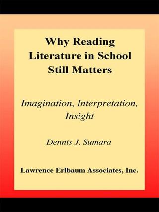 Why Reading Literature in School Still Matters