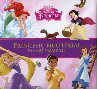 Disney Princesė. Princesių nuotykiai pasakų pasaulyje