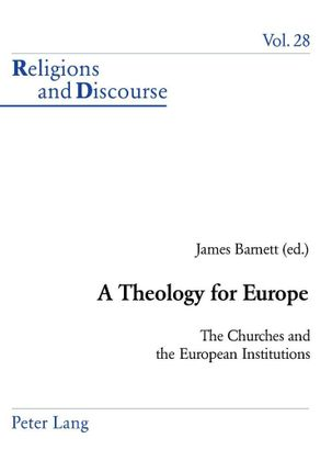 A Theology for Europe