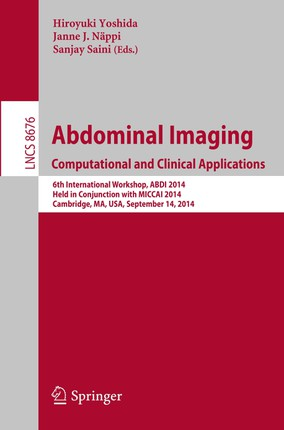 Abdominal Imaging. Computation and Clinical Applications