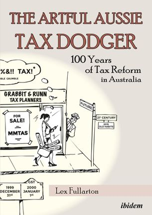 The Artful Aussie Tax Dodger
