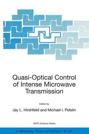 Quasi-Optical Control of Intense Microwave Transmission