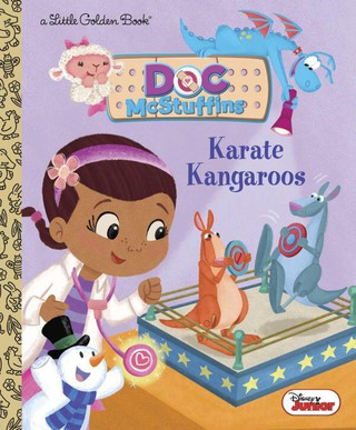 Karate Kangaroos (Disney Junior: Doc McStuffins)