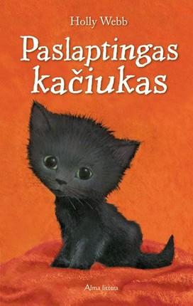 Paslaptingas kačiukas