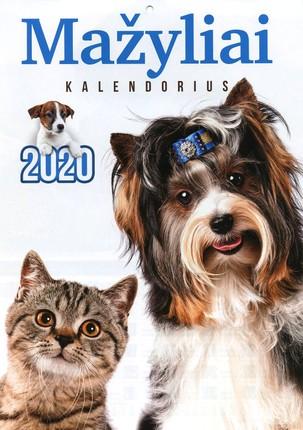 2020 m. kalendorius Mažyliai (A4)