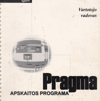 """""""Pragma"""" apskaitos programa"""