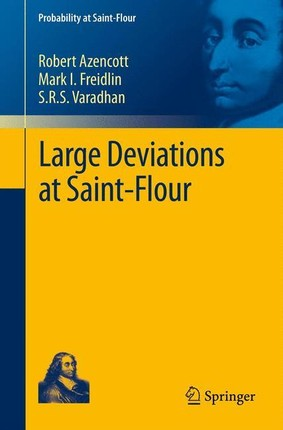Large Deviations at Saint-Flour
