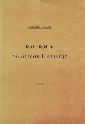 1863-1864 sukilimas Lietuvoje