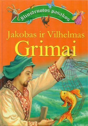 Jakobas ir Vilhelmas Grimai